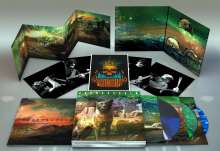 Soundgarden: Telephantasm (Limited Super Deluxe Edition) (2CD + DVD + 3LP), 2 CDs, 3 LPs und 1 DVD