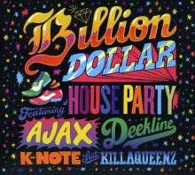 Billion Dollar House Party, 3 CDs