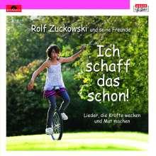Rolf Zuckowski: Ich schaff das schon, CD