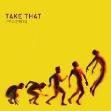 Take That: Progress, CD
