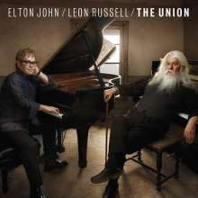 Elton John & Leon Russell: The Union, CD