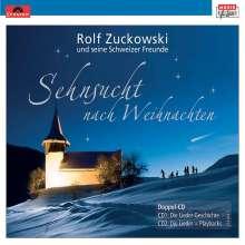 Rolf Zuckowski: Sehnsucht nach Weihnachten, 2 CDs