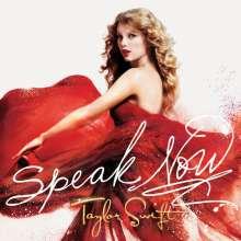 Taylor Swift: Speak Now (Deluxe Edition), 2 CDs