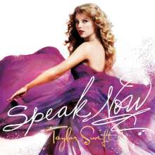 Taylor Swift: Speak Now, CD