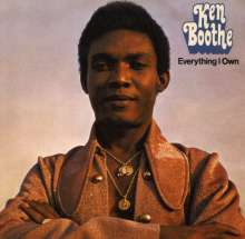 Ken Boothe: Everything I Own, CD