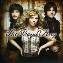 The Band Perry: The Band Perry, CD
