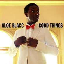 Aloe Blacc: Good Things, CD