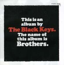 The Black Keys: Brothers (CD + Live-CD), 2 CDs