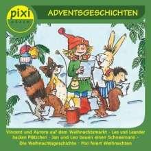 Pixi Hören: Adventsgeschichten, CD