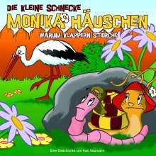 Kati Naumann: Die kleine Schnecke Monika Häuschen 16. Warum klappern Störche?, CD