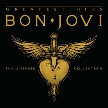 Bon Jovi: Greatest Hits (The Ultimate..), 2 CDs