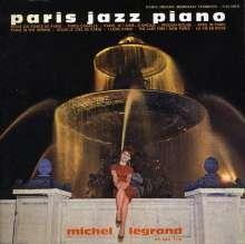 Michel Legrand (1932-2019): Paris Jazz Piano, CD
