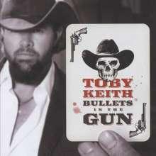 Toby Keith: Bullets In The Gun, CD