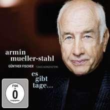 Armin Mueller-Stahl: Es gibt Tage... (CD + DVD), 1 CD und 1 DVD