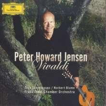 Antonio Vivaldi (1678-1741): Gitarrenkonzerte RV 93,230,310, CD