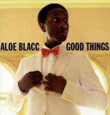 Aloe Blacc: Good Things, 2 LPs