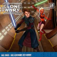 The Clone Wars 09: Das Virus / Das Geheimnis der Monde, CD