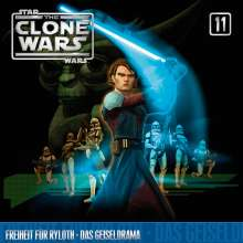 The Clone Wars 11: Freiheit für Ryloth / Das Geiseldrama, CD