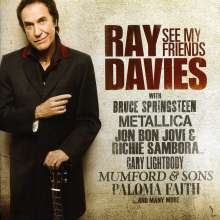 Ray Davies: See My Friends, CD