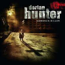 Dorian Hunter, Dämonen-Killer - Freaks, 1 Audio-CD, CD