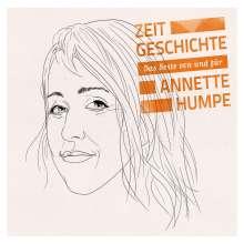 Annette Humpe: Zeitgeschichte - Das Beste von und für Annette Humpe, 2 CDs