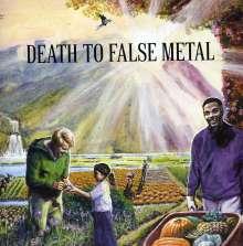 Weezer: Death To False Metal, CD