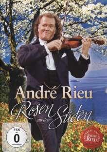 André Rieu: Rosen aus dem Süden, DVD