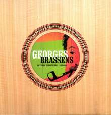Georges Brassens: Le Temps Ne Fait Rien A L'Affaire (Limited Edition), 19 CDs