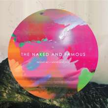 The Naked And Famous: Passive Me, Aggressive You, CD