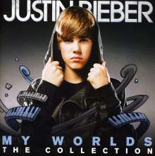 Justin Bieber: My Worlds - The Collection, 2 CDs