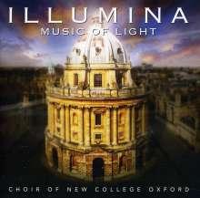 New College Choir Oxford - Illumina, CD