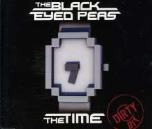 The Black Eyed Peas: The Time (Dirty Bit) (2-Track), Maxi-CD