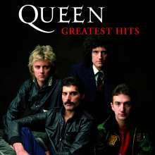 Queen: Greatest Hits I, CD