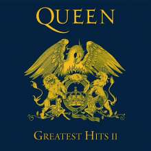 Queen: Greatest Hits II, CD