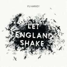 PJ Harvey: Let England Shake, LP
