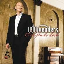 Udo Wenders: Ich finde dich, CD