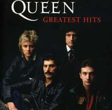 Queen: Greatest Hits, CD