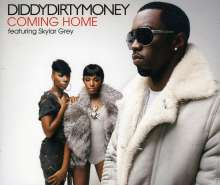 Diddy-Dirty Money: Coming Home (2-Track), Maxi-CD