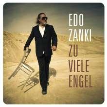 Edo Zanki: Zu viele Engel, CD