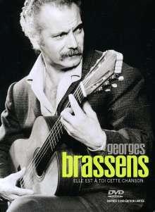 Georges Brassens: Elle Est A Toi Cette Chanson, 3 DVDs