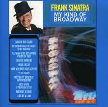 Frank Sinatra (1915-1998): My Kind Of Broadway, CD