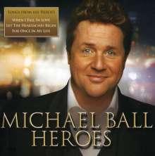 Michael Ball: Heroes, CD
