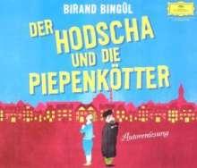 Birand Bingül: Der Hodscha und die Piepenkötter, 4 Audio-CDs, 4 CDs