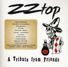 ZZ Top: A Tribute From Friends, CD