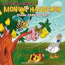 Die kleine Schnecke Monika Häuschen 21: Warum tanzen Bienen?, CD