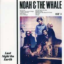 Noah & The Whale: Last Night On Earth, CD