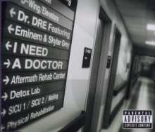Maxi-CD: I Need A Doctor (2-Track), Maxi-CD