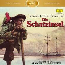 Robert L. Stevenson: Die Schatzinsel, CD