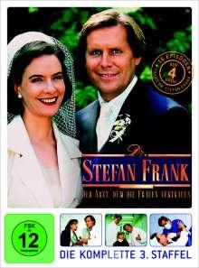 Dr. Stefan Frank - Der Arzt, dem die Frauen vertrauen Vol.3, 4 DVDs
