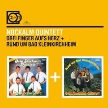 Nockalm Quintett: Drei Finger aufs Herz / Rund um Bad Kleinkirchheim (2For1), 2 CDs